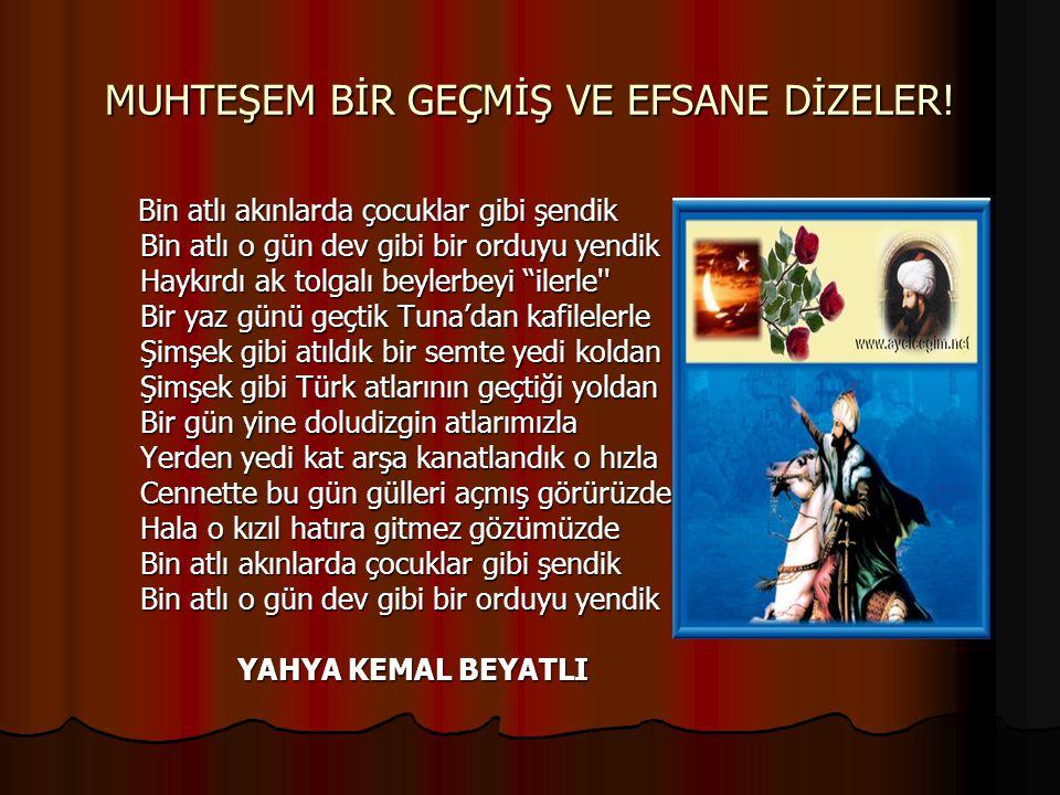 MUHTEŞEM BİR GEÇMİŞ VE EFSANE DİZELER!