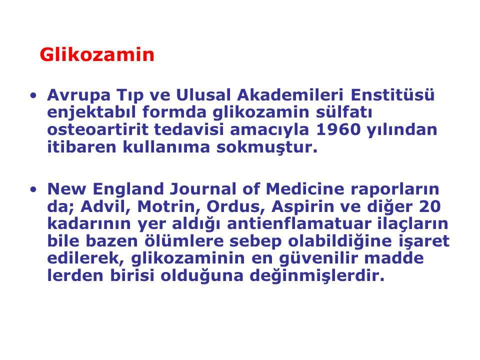 Glikozamin
