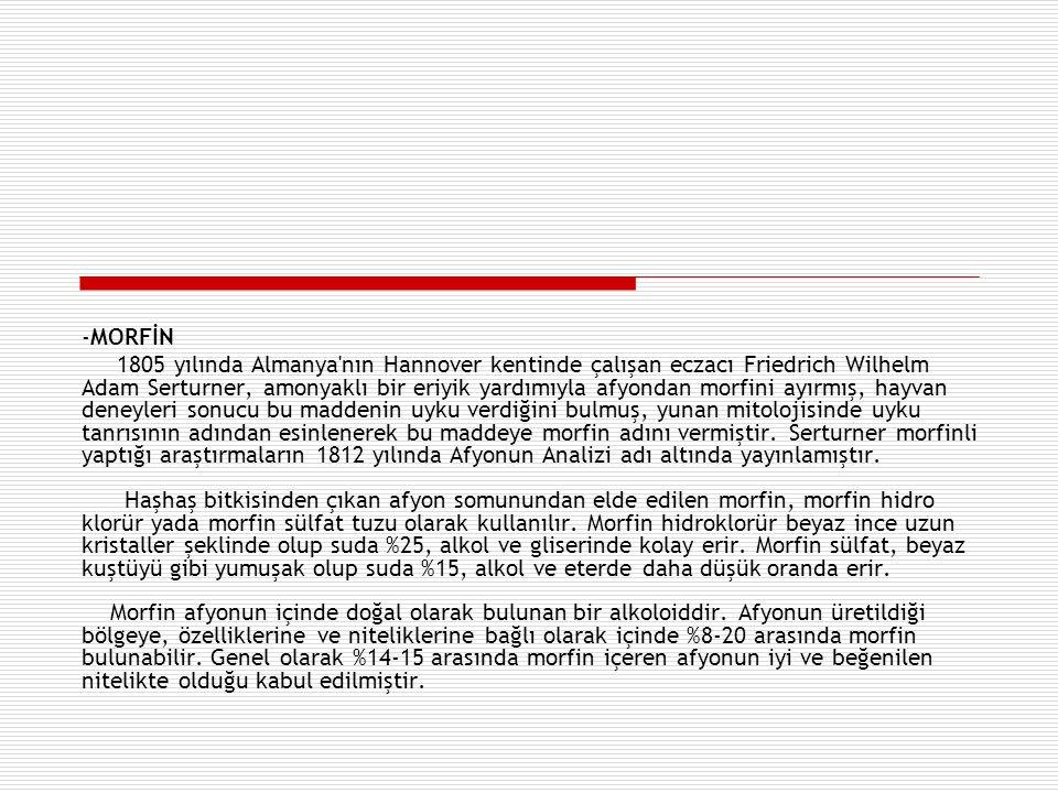 -MORFİN
