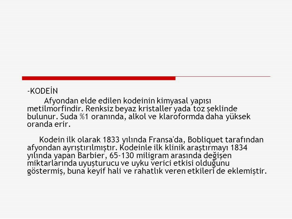 -KODEİN