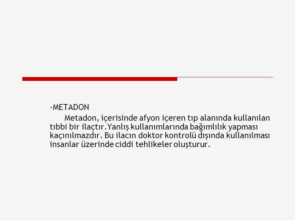 -METADON