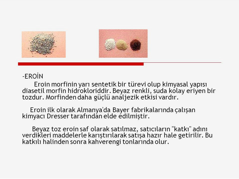 -EROİN