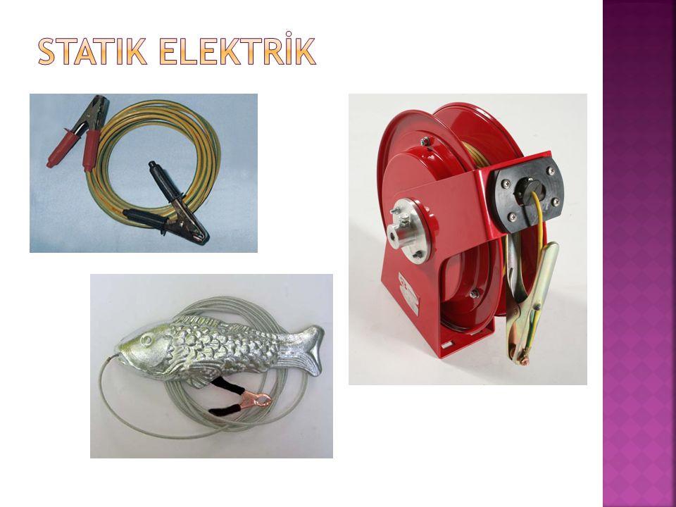 Statik elektrİk