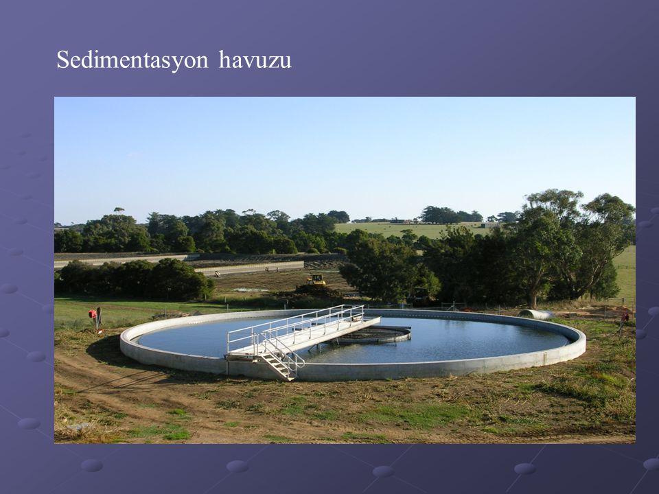 Sedimentasyon havuzu