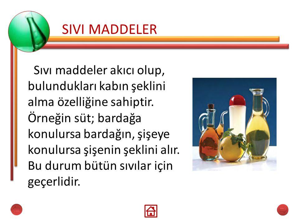 SIVI MADDELER