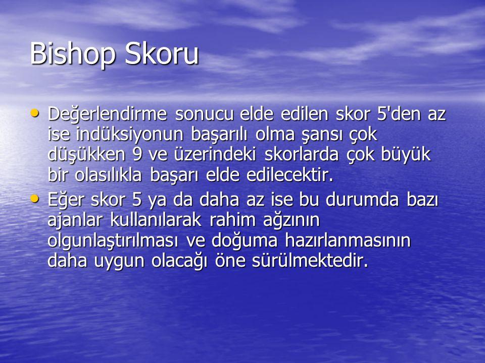 Bishop Skoru