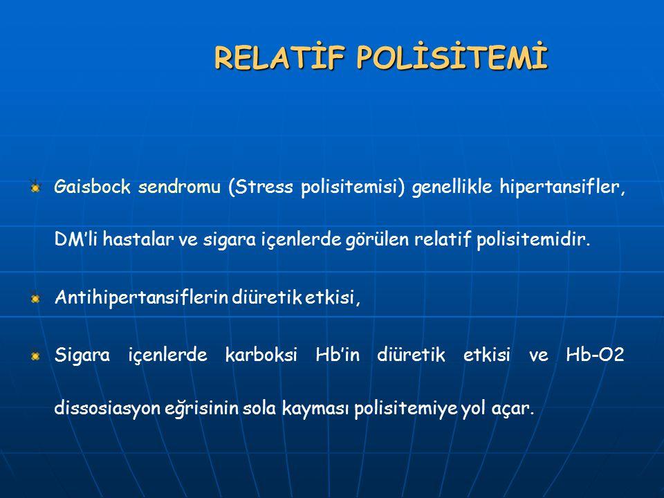 RELATİF POLİSİTEMİ