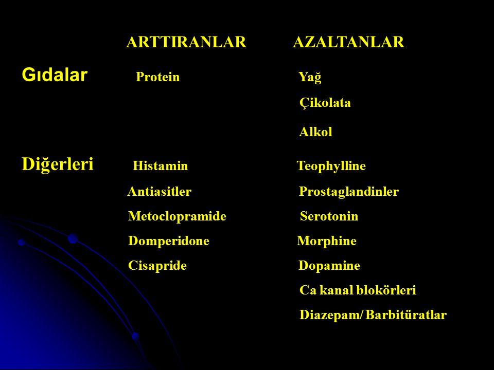Diğerleri Histamin Teophylline