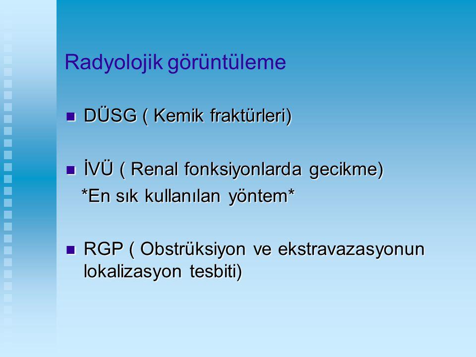 Radyolojik görüntüleme
