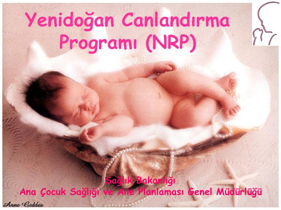 Yenidoğan Canlandırma Programı (NRP)