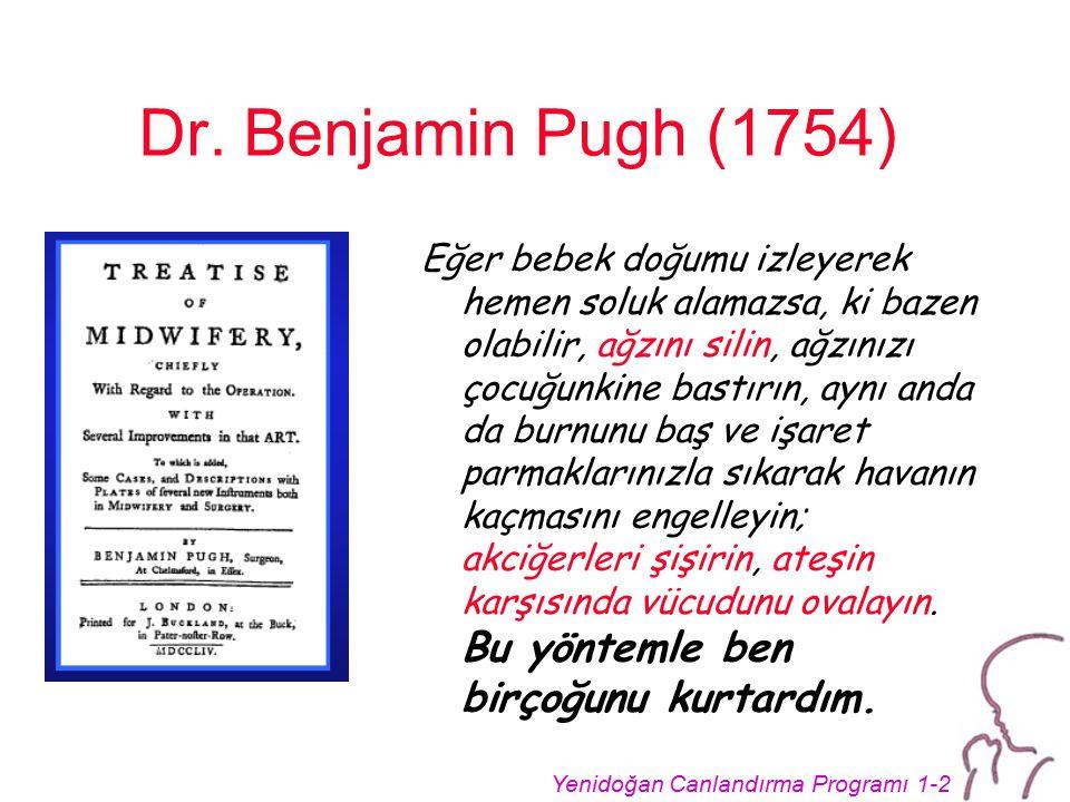Dr. Benjamin Pugh (1754)