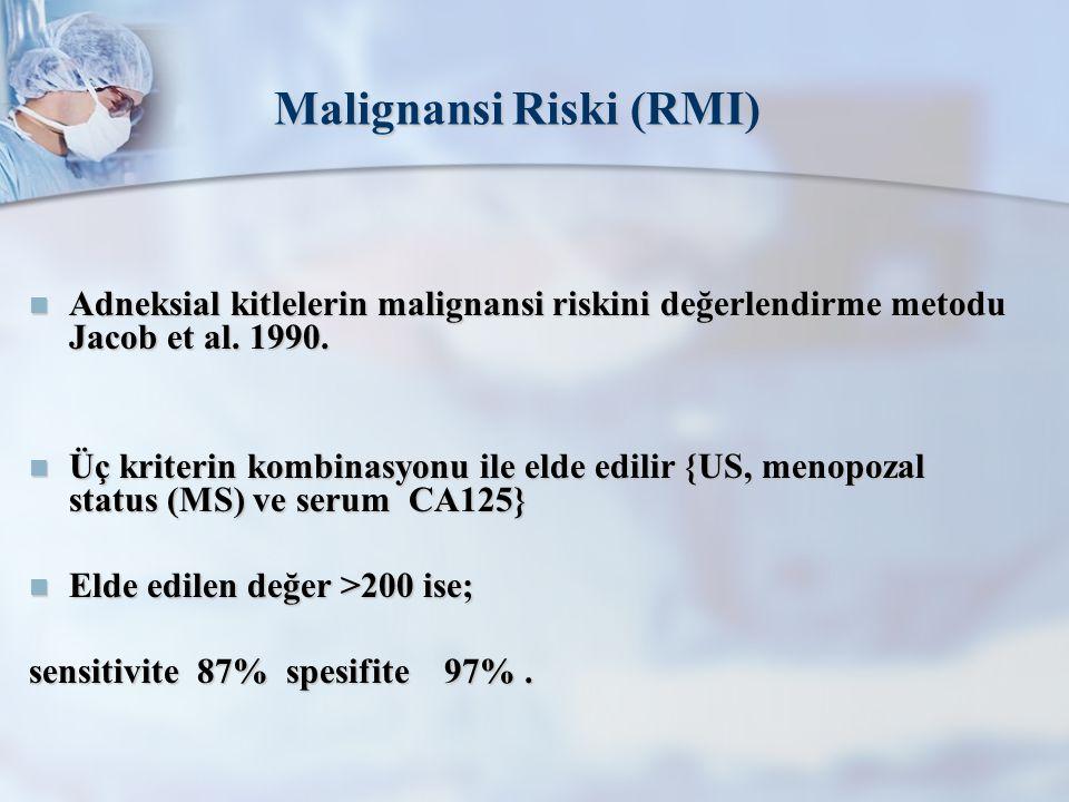 Malignansi Riski (RMI)