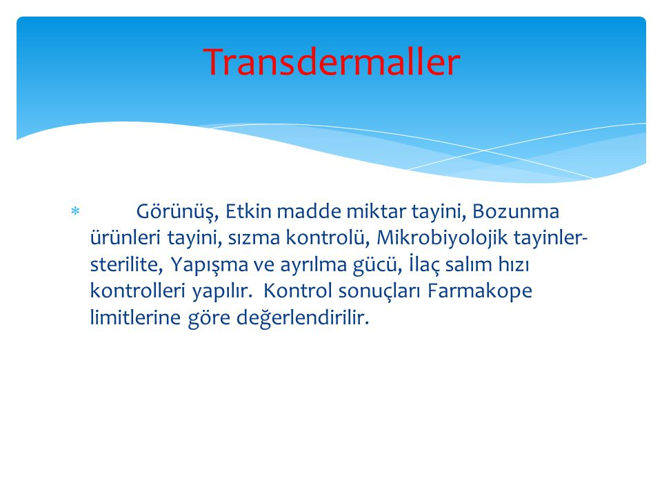 Transdermaller