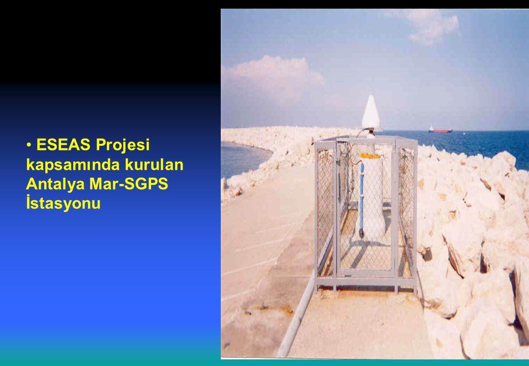 ESEAS Projesi kapsamında kurulan