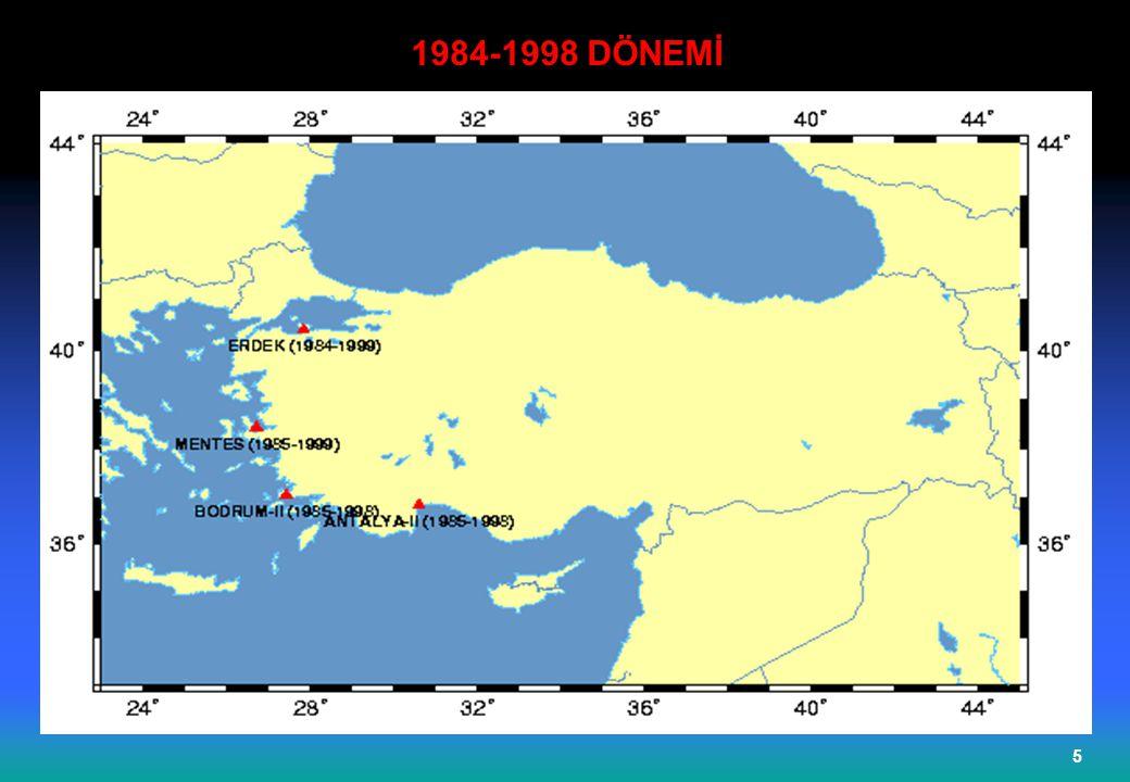 1984-1998 DÖNEMİ