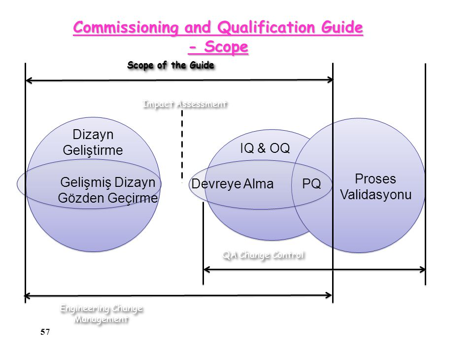Commissioning and Qualification Guide - Scope