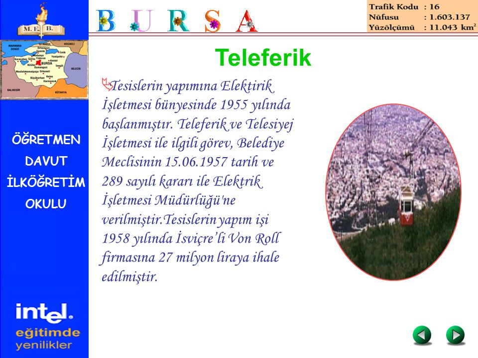 Teleferik