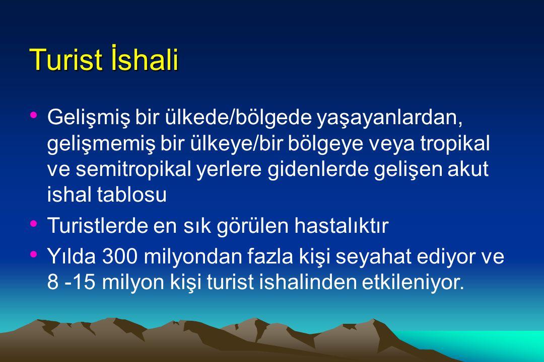 Turist İshali
