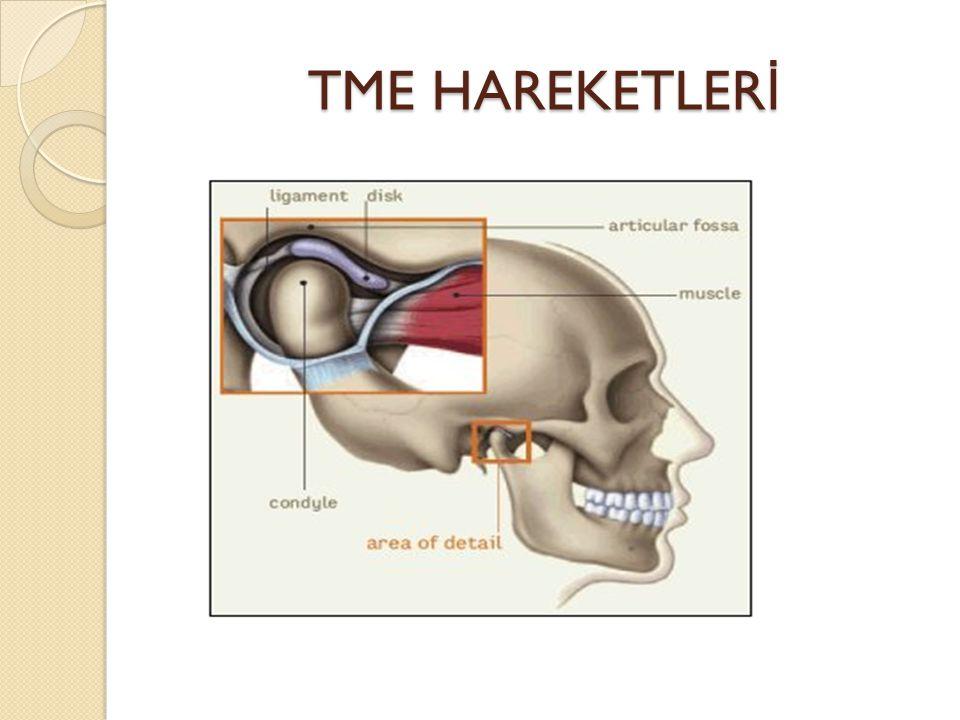 TME HAREKETLERİ