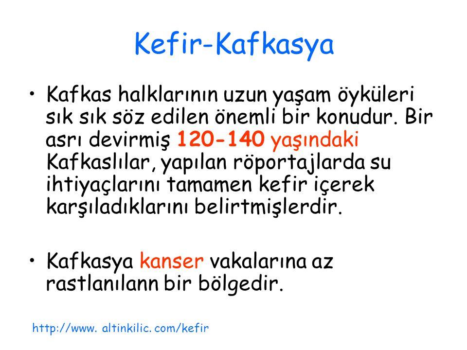 Kefir-Kafkasya