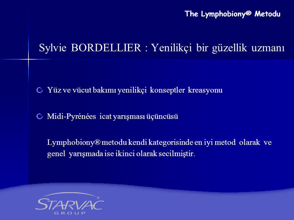 Sylvie BORDELLIER : Yenilikçi bir güzellik uzmanı