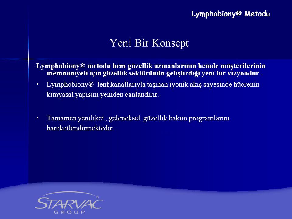 Yeni Bir Konsept Lymphobiony® Metodu