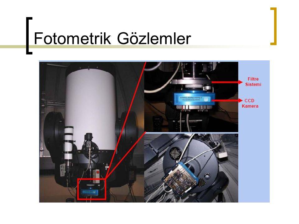 Fotometrik Gözlemler