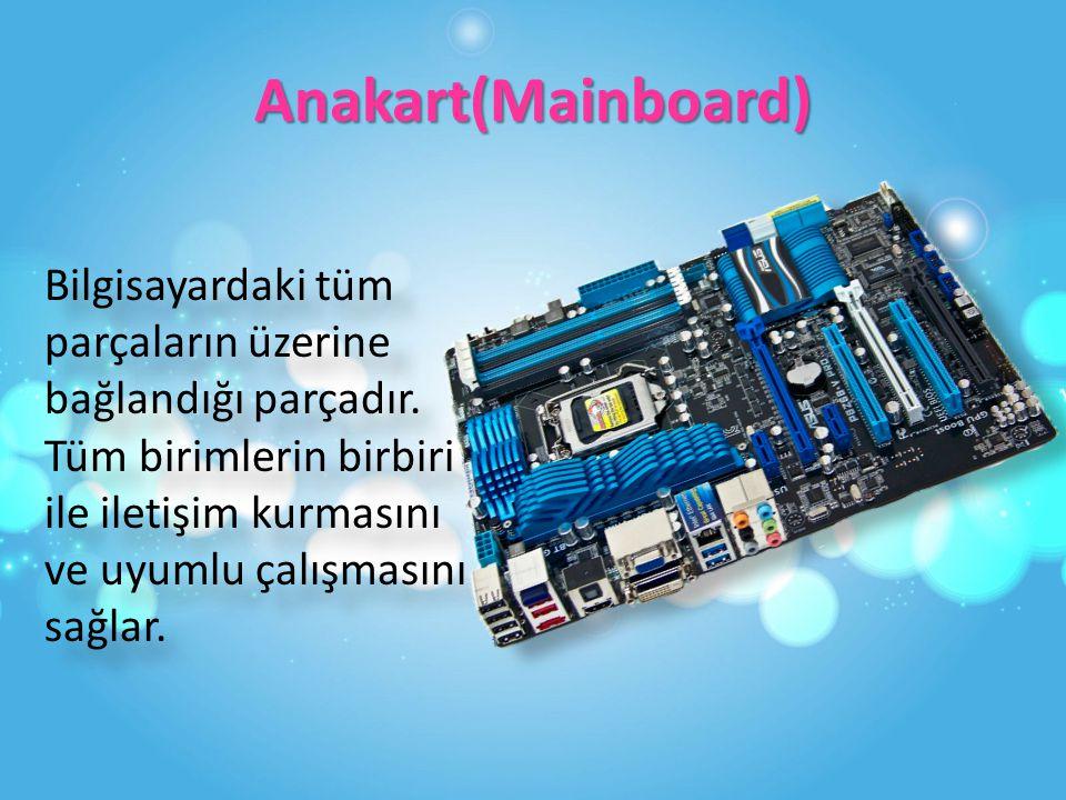 Anakart(Mainboard)