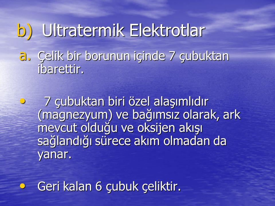 Ultratermik Elektrotlar