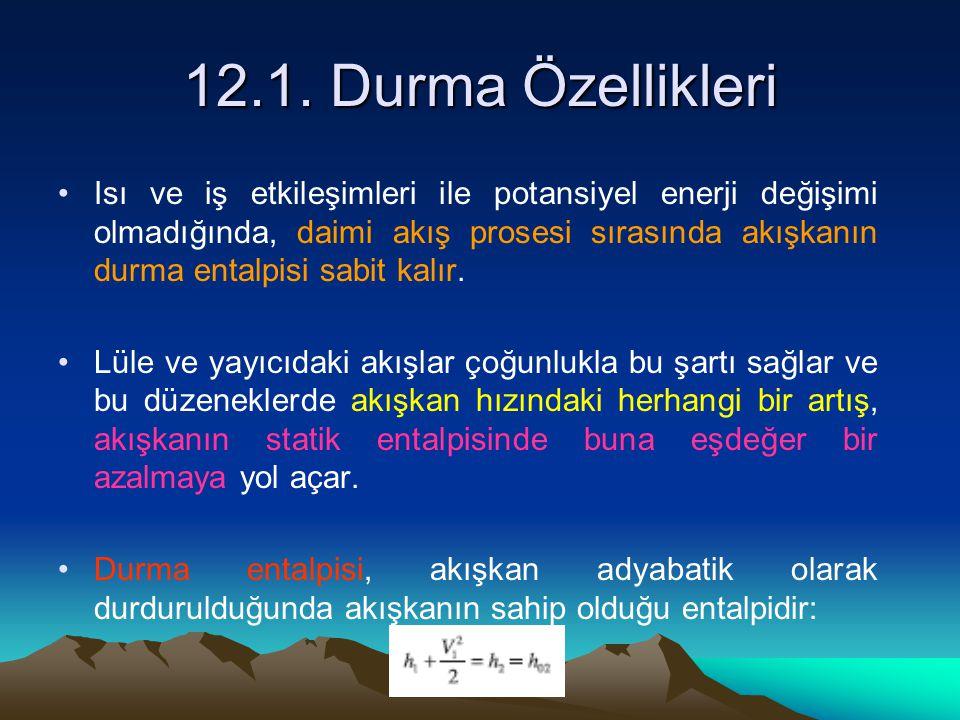 12.1. Durma Özellikleri