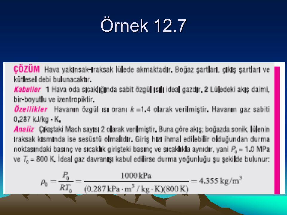 Örnek 12.7