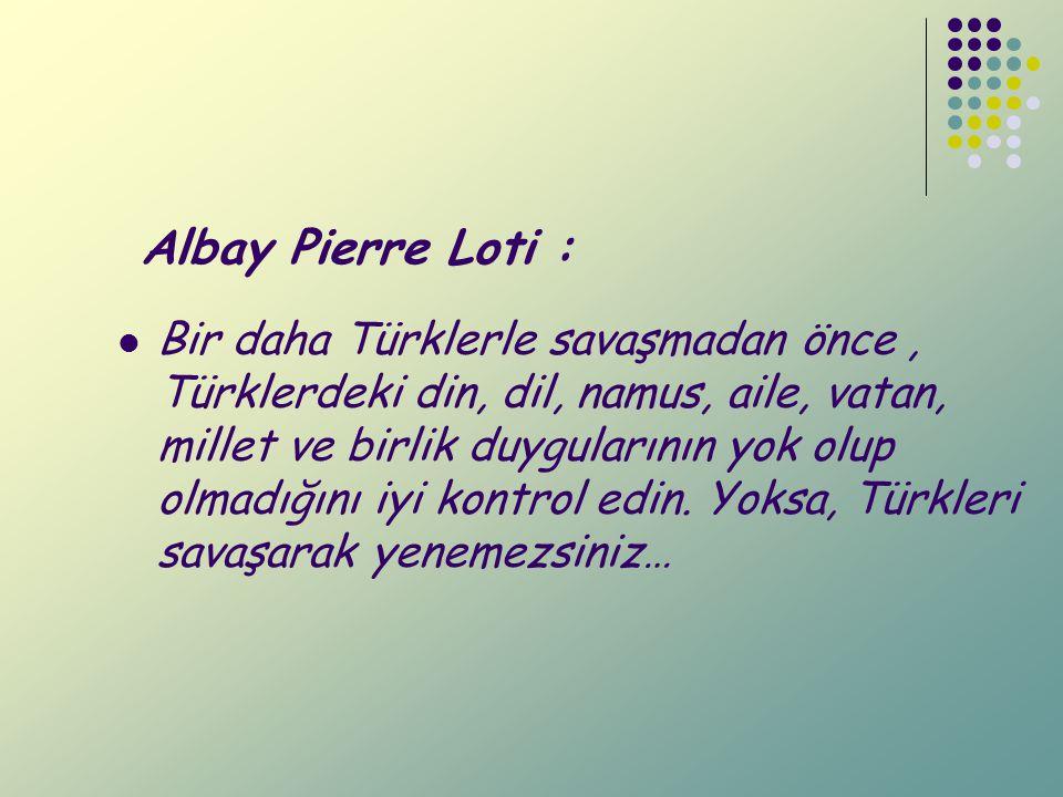 Albay Pierre Loti :