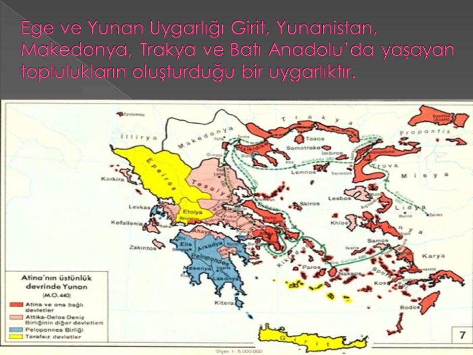 Ege ve Yunan Uygarlığı Girit, Yunanistan, Makedonya, Trakya ve Batı Anadolu'da yaşayan toplulukların oluşturduğu bir uygarlıktır.