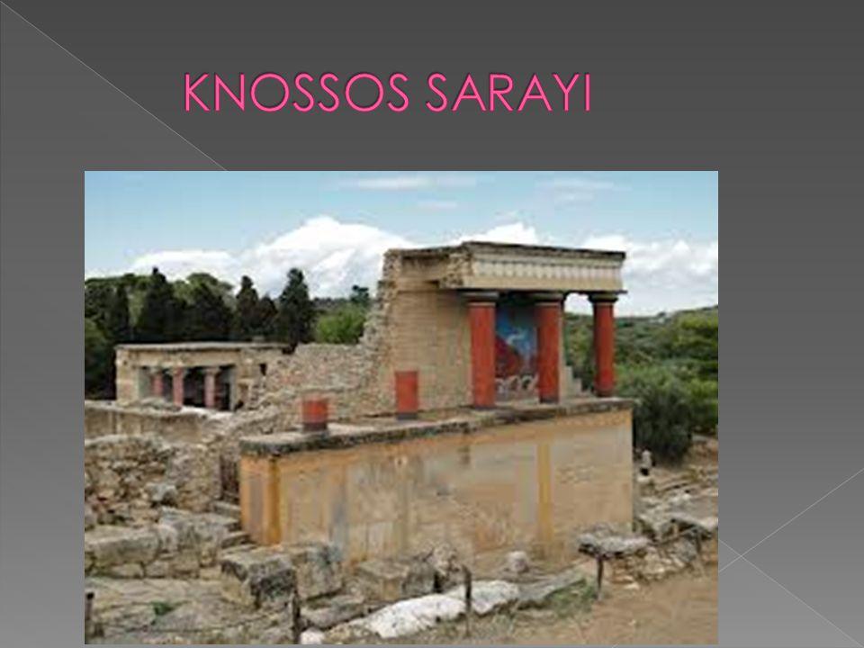 KNOSSOS SARAYI