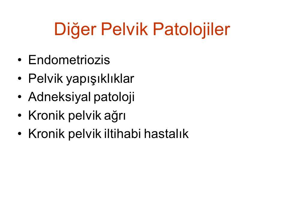 Diğer Pelvik Patolojiler