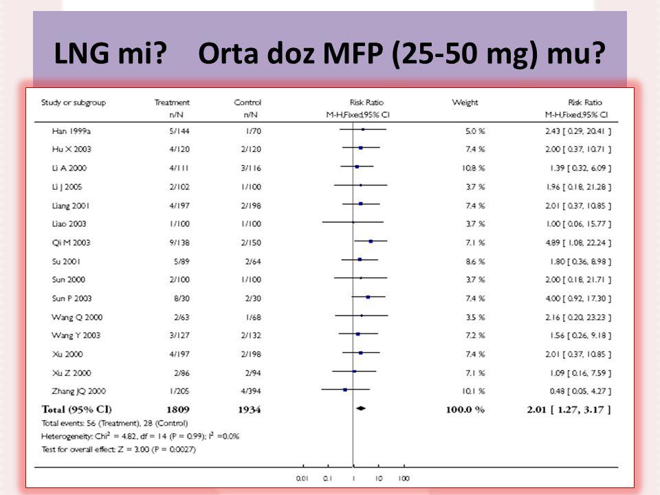 LNG mi Orta doz MFP (25-50 mg) mu