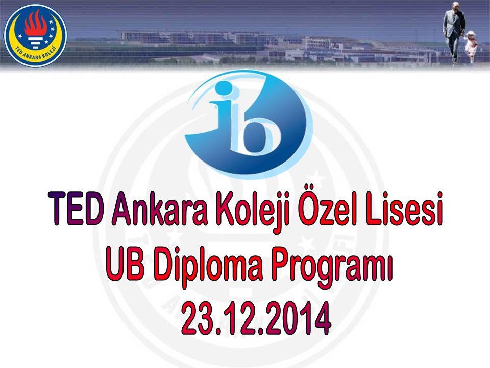 TED Ankara Koleji Özel Lisesi