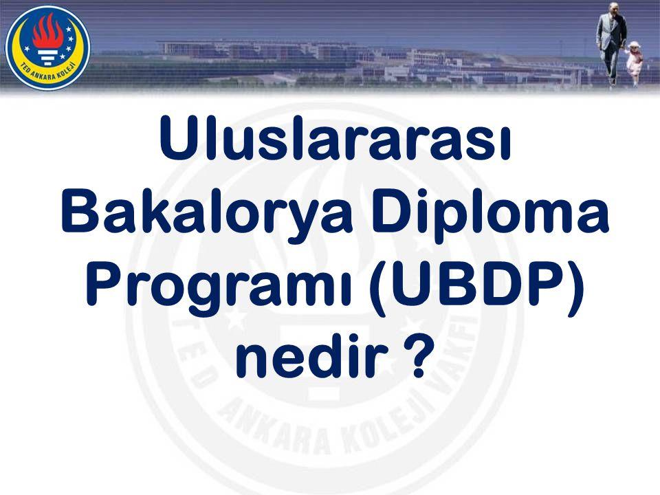 Uluslararası Bakalorya Diploma