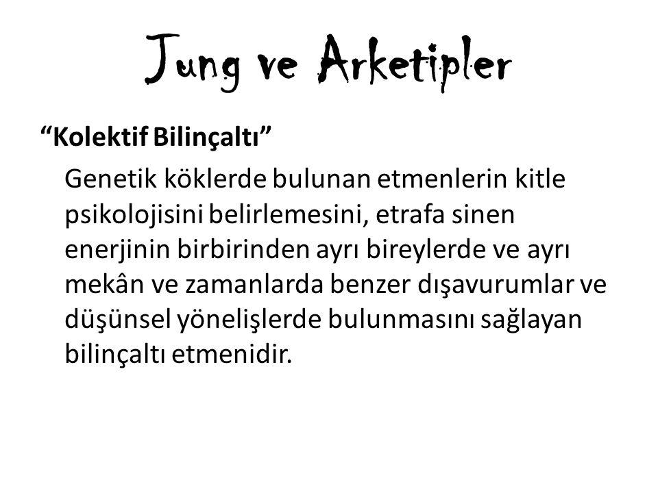 Jung ve Arketipler