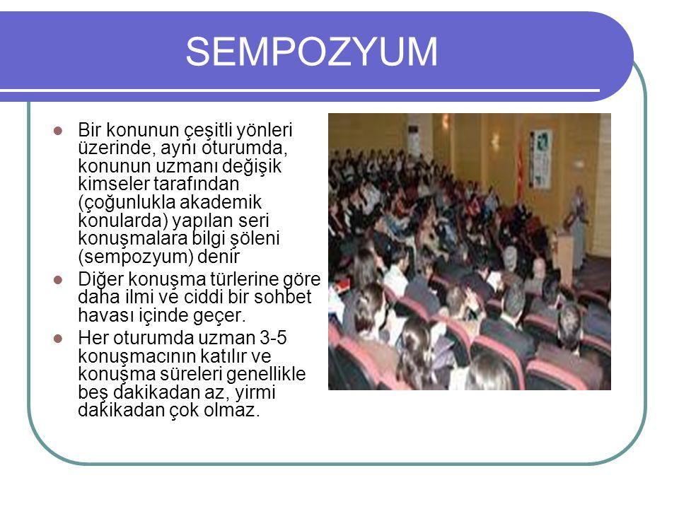SEMPOZYUM