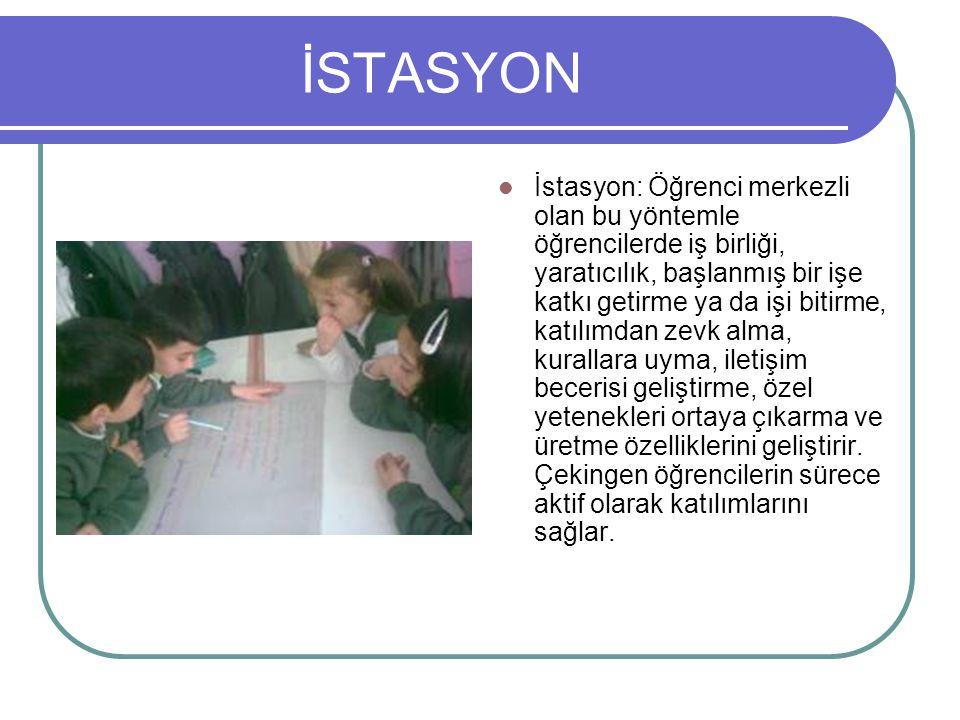 İSTASYON