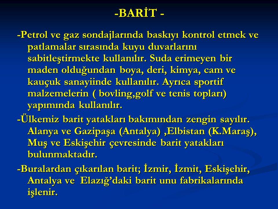 -BARİT -