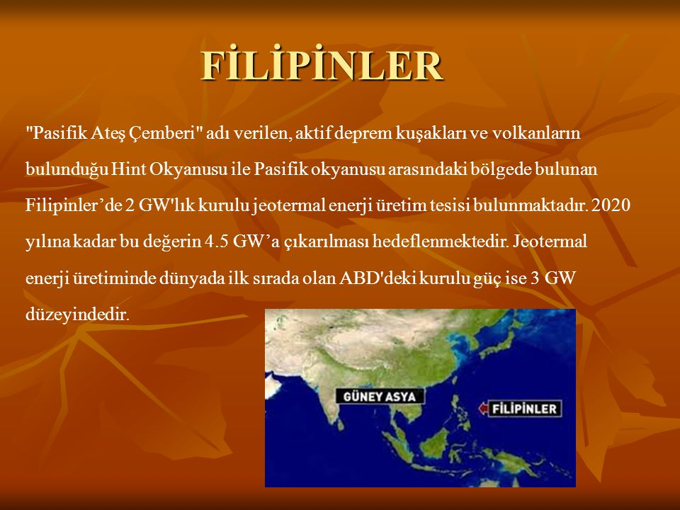 FİLİPİNLER