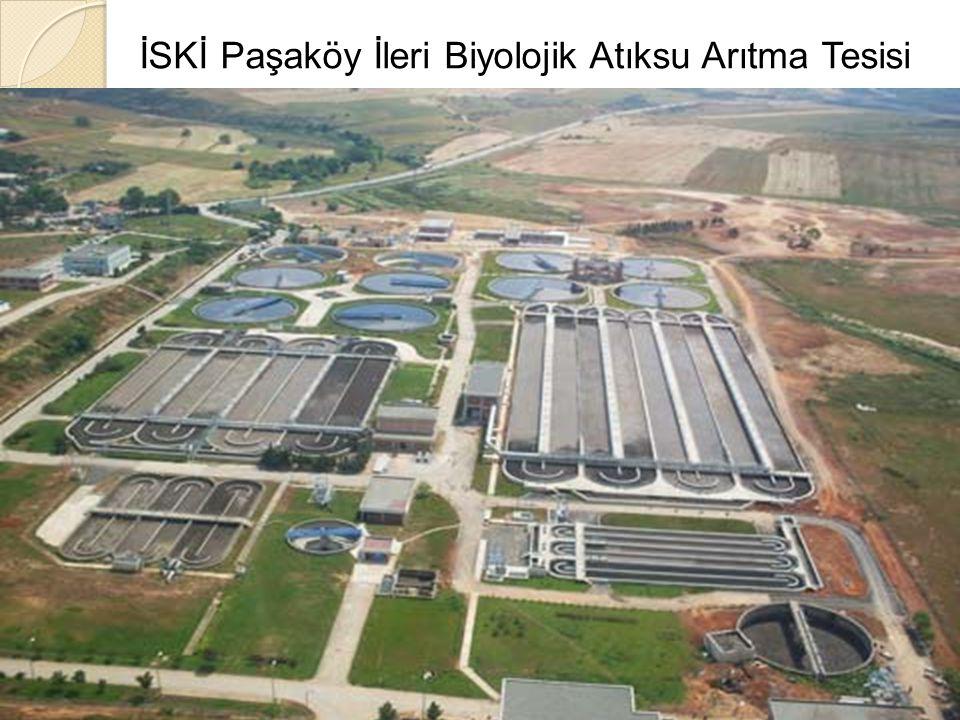 İSKİ Paşaköy İleri Biyolojik Atıksu Arıtma Tesisi