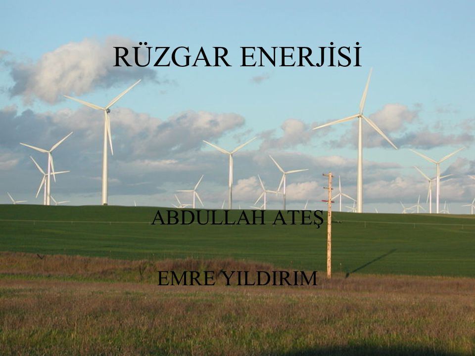 ABDULLAH ATEŞ EMRE YILDIRIM