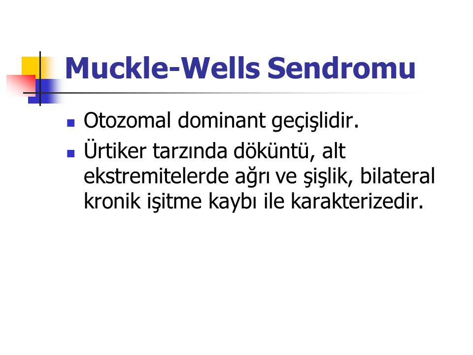 Muckle-Wells Sendromu