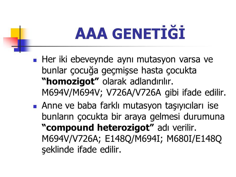 AAA GENETİĞİ