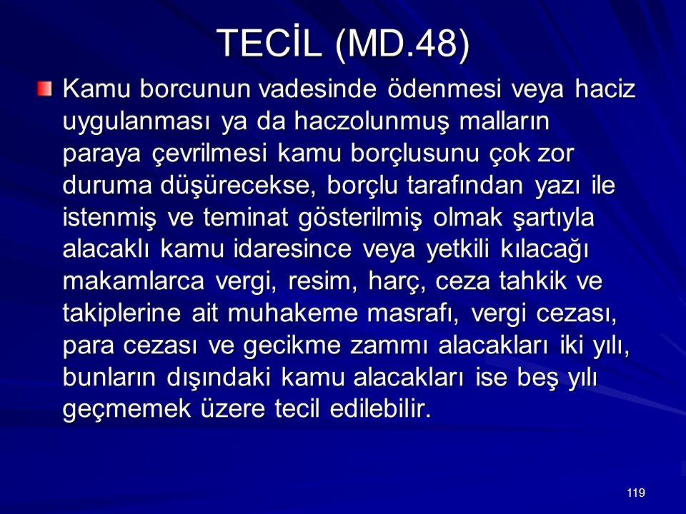 TECİL (MD.48)