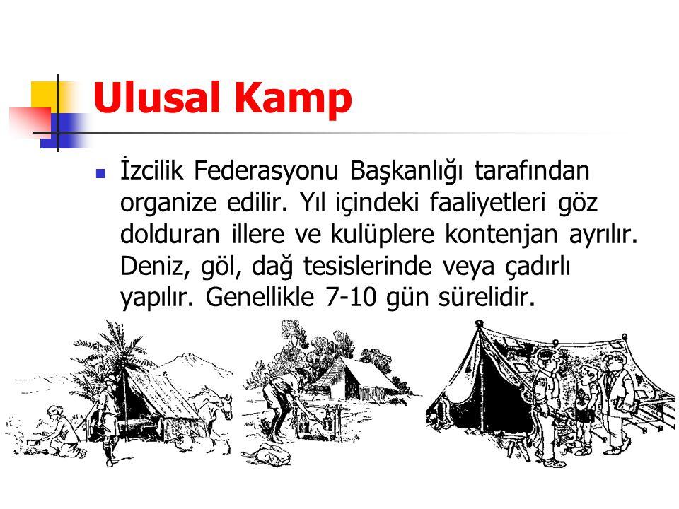 Ulusal Kamp
