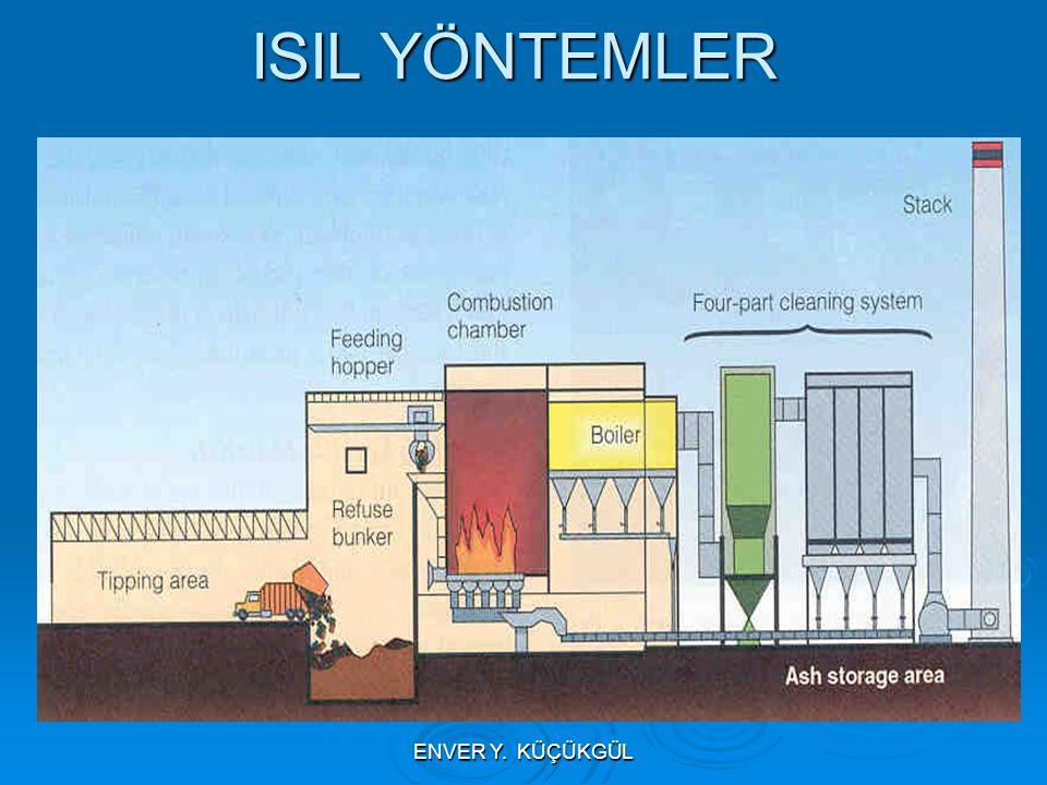 ISIL YÖNTEMLER ENVER Y. KÜÇÜKGÜL